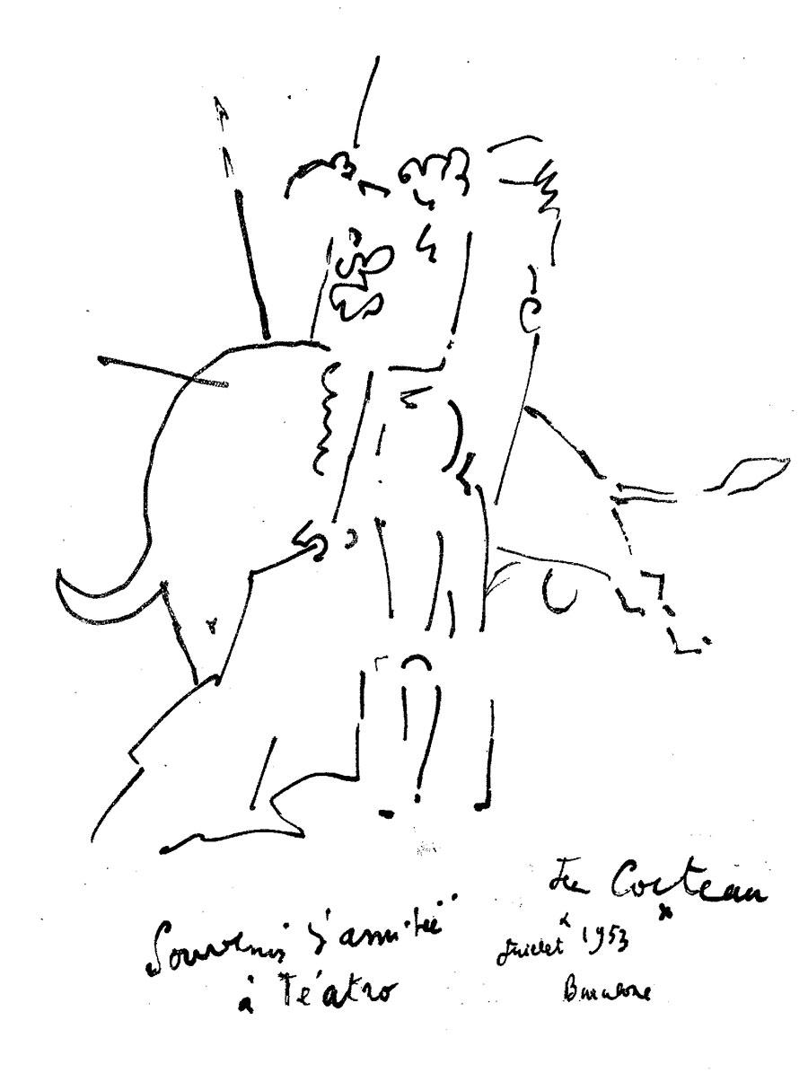"""RECUERDOS DE LA REVISTA """"TEATRO"""" 1952 1957"""